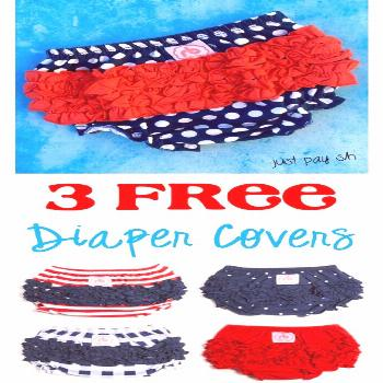 3 FREE Ruffle Buns Diaper Covers! {+ 24 more Baby Freebies} - The Frugal Girls