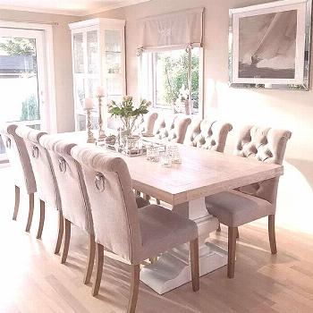 35+ Awesome Dining Room Set Design Ideas for Dinner More Enjoyable 35+ Awesome Dining Room Set Desi