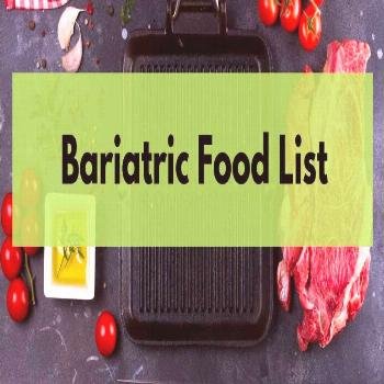 Bariatric Food List is a members benefit for FoodCoachMe subscribers - lists out protein sources, n