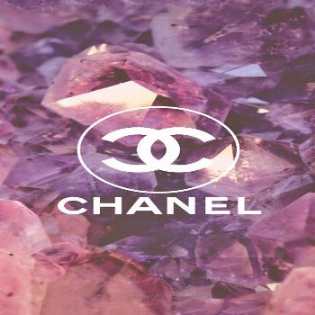 Coco Chanel Logo Diamonds iPhone 6 Plus HD Wallpapers - The 10 Most Important Brands for iPhone…#