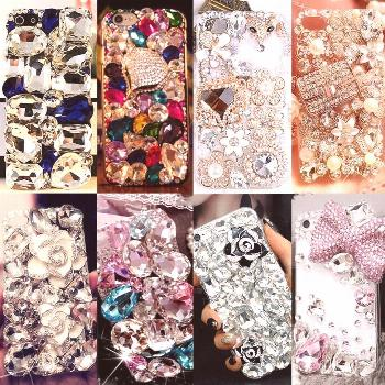 Crystal Diamonds Rhinestone Phone Case For iPhone || FAST Dispatch!#case