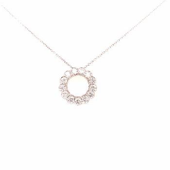 Ethically sourced diamond necklace, handcrafted in London. Creating Lasting Memories . Our design t