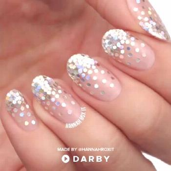 How to Make Your Nails Sparkle Like Diamonds  darb+#classpintag