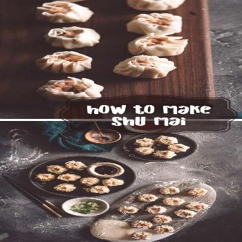 Learn how to make the famous dim sum classic, shumai - steamed dumplings filled with juicy pork and