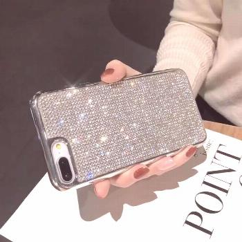 Rhinestone Glitter Case iphone Rhinestone Glitter Case ? Available for all iPhones, Get yours no