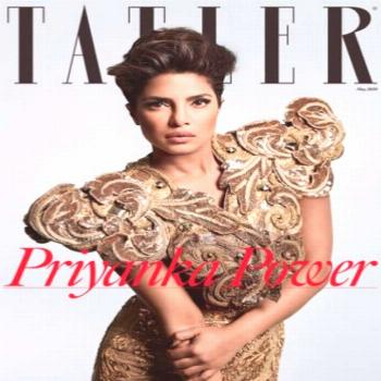 Tatler - May 2020 (Priyanka Chopra) Channel your inner with our & ring, as featured in Tatler.