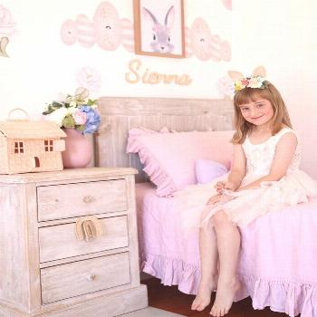 The perfect Easter outfit  Who doesnt love tutus and sparkles  Sienna is wearing the dusty pink God