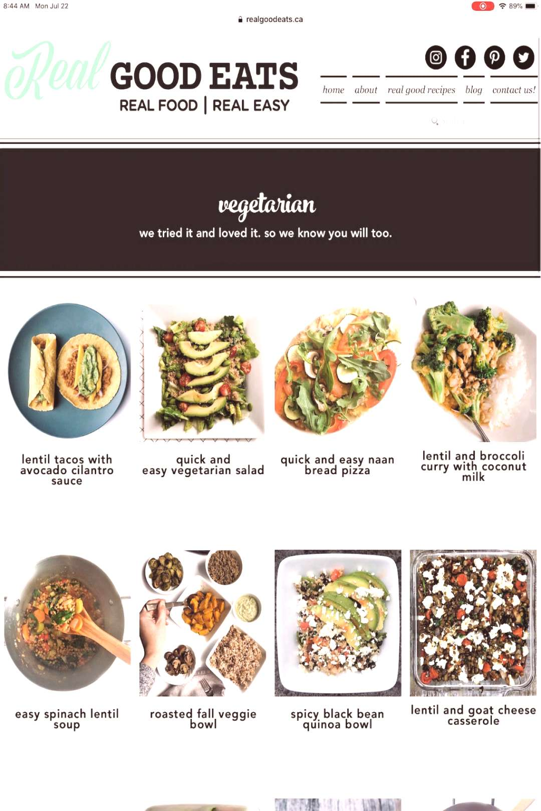If you're looking for some quick and easy plant-based dinner recipes, be sure to check out our Ve