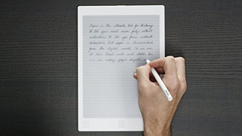 reMarkable - The Paper Tablet - 10.3quot Digital Notepad,