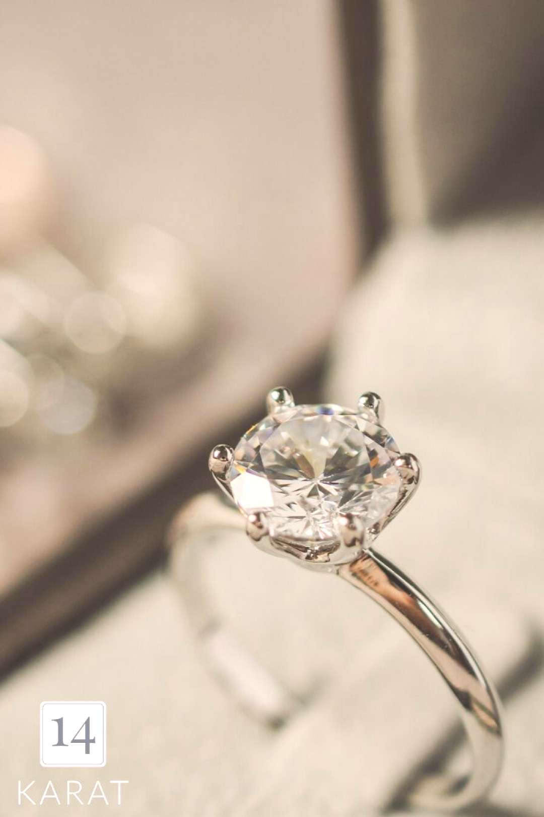 THE HISTORY AND MEANING BEHIND APRIL'S BIRTHSTONE Do you know what April's birthstone is? You c