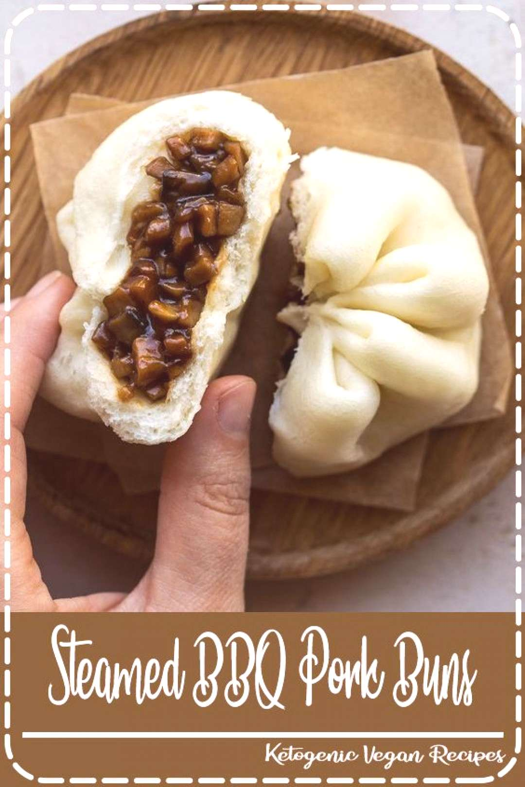 unlocks the secret to the perfect Steamed BBQ Pork Buns
