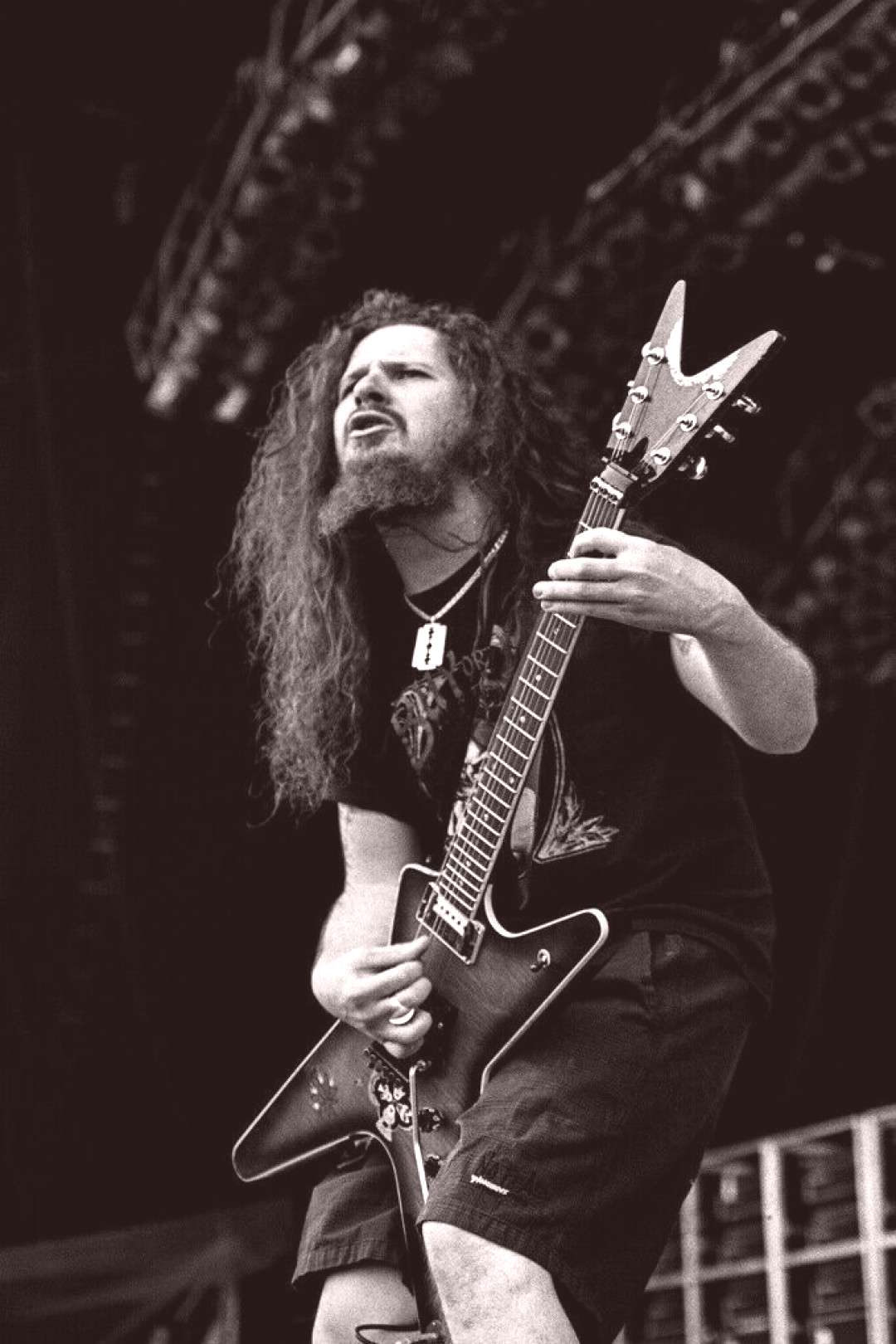 Z-1925 Dimebag Darrell Music Rock Band Singer Metal Guitarist Art Poster Decor - Poster Music - -
